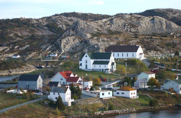 Brigus es una pequeña comunidad de pescadores situada en la Bahía de Concepción, Terranova y Labrador, Canadá