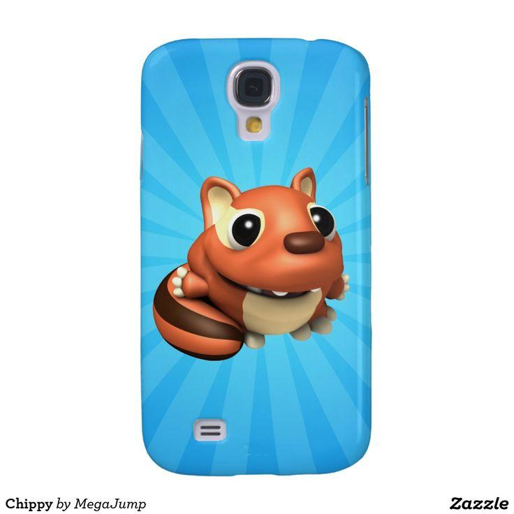Chippy Samsung Galaxy S4 Cover. Regalos, Gifts. #carcasas #cases