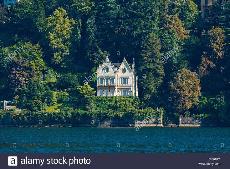 Villa Ravasi | Blevio #lakecomoville