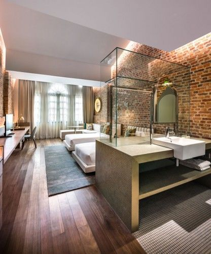 Continental Boutique Hotels : Hoxton Hotel                                                                                                                                                     More