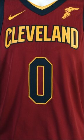 A Detailed Look at the 2017-18 Cavs Uniforms