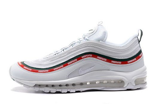 new style c3af0 7df55 Nike Air Max 97 Og Undftd White Speed Red Aj1986001 Fall Winter Duty-Free  Shoe