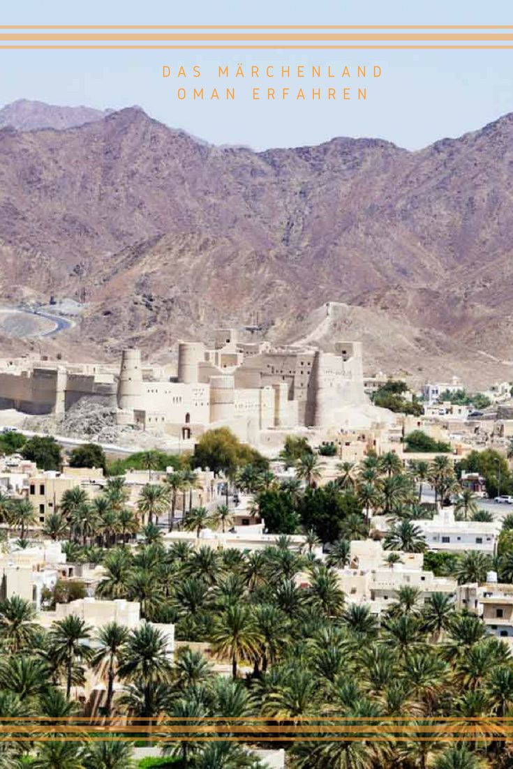 Reisetipps Oman - die wichtigsten Informationen