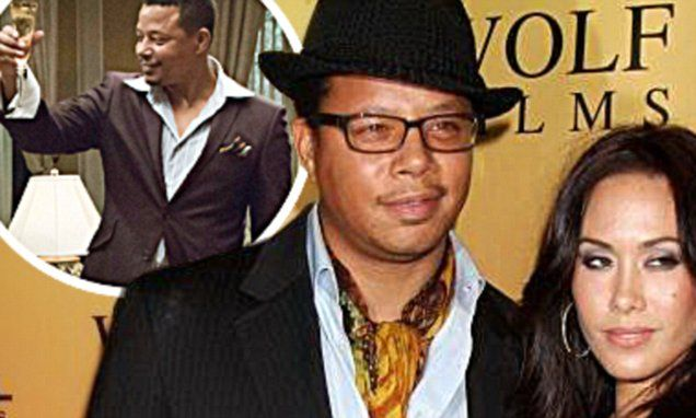Terrence Howard's ex-wife Michelle Ghent wants a cut of Empire cheque