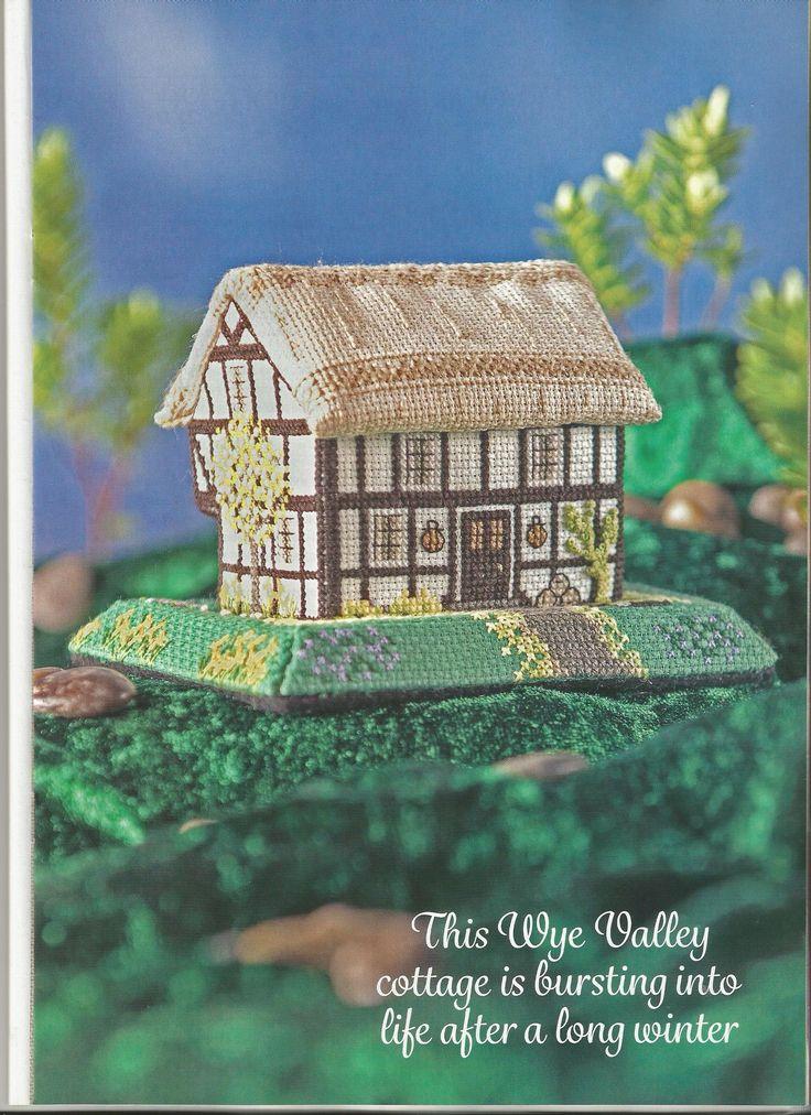 Spring cottage - Meg Evershed