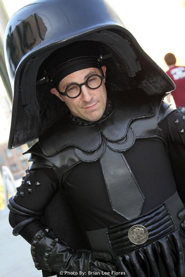 Spaceballs - Dark Helmet (SDCC 2012) by BrianFloresPhoto.deviantart.com