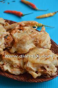 Diah Didi's Kitchen: Tahu Susur