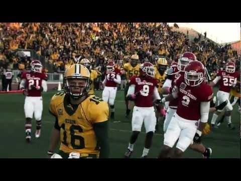 2012 NDSU Football Highlight Video #2