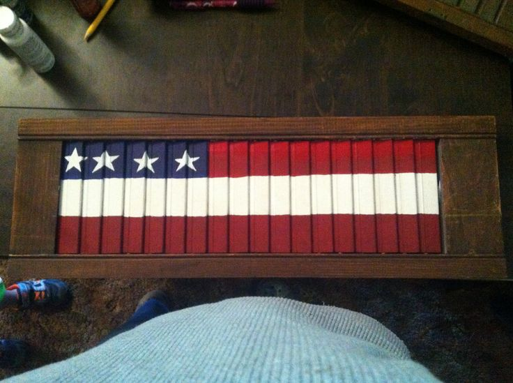 Painted Flag On Shutter My Diy Projects Pinterest Shutters And Flags