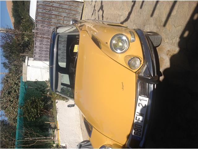 Citroen DS Limousine in Gelb als Gebrauchtwagen in Belarga für € 40.000,-