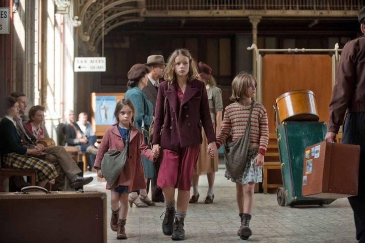 Pour son dernier film baptisé Le Voyage de Fanny, Lola Doillon a choisi de mettre en scène la fuite d'un groupe d'enfants juifs...