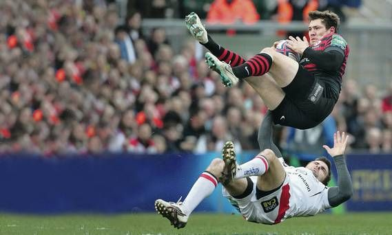 Heineken Cup: Ulster Rugby's Jared Payne was more sinned against - http://rugbycollege.co.uk/rugby-news/heineken-cup-ulster-rugbys-jared-payne-was-more-sinned-against/