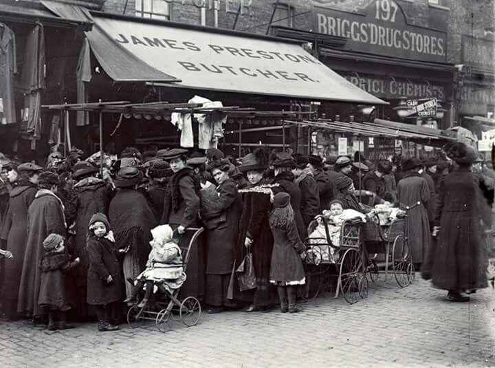 Horton Market 1910