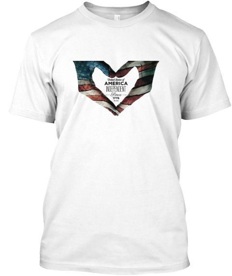 This Nation will remain the land of the free only so long as it is the home of the Brave. #IndependeceDay #4July #4thJuly #Independence #USA #America #UnitedStatesOfAmerica #tee #tshirt #fashion #style #patriot