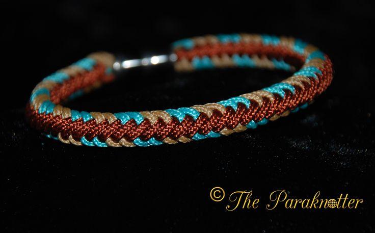 paracord bracelet design instructions