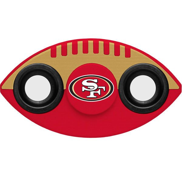 San Francisco 49ers Two-Way Fidget Spinner - $6.99