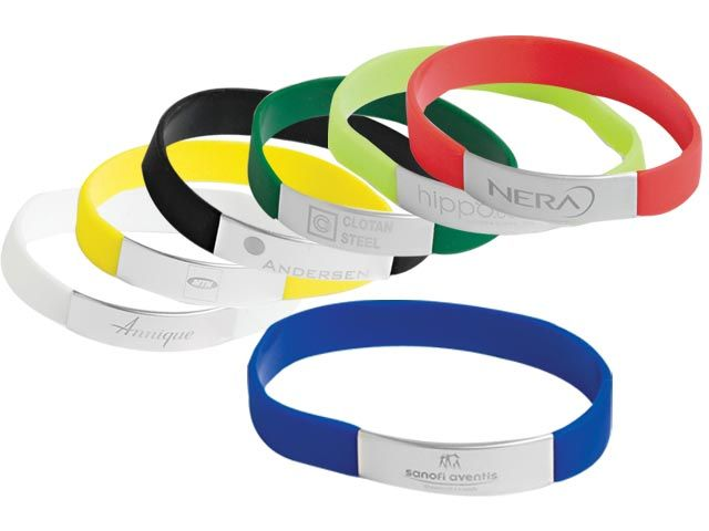 Colour Wristbands at Wrist Bands | Ignition Marketing Corporate Gifts
