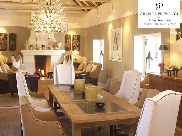 At Grande Provence you will find the perfect venue for your corporate retreat or conference. Our Estate is a destination in its own right so team building activities can be readily and imaginatively handled on site.   More info: http://ow.ly/2vDk301Ft9R