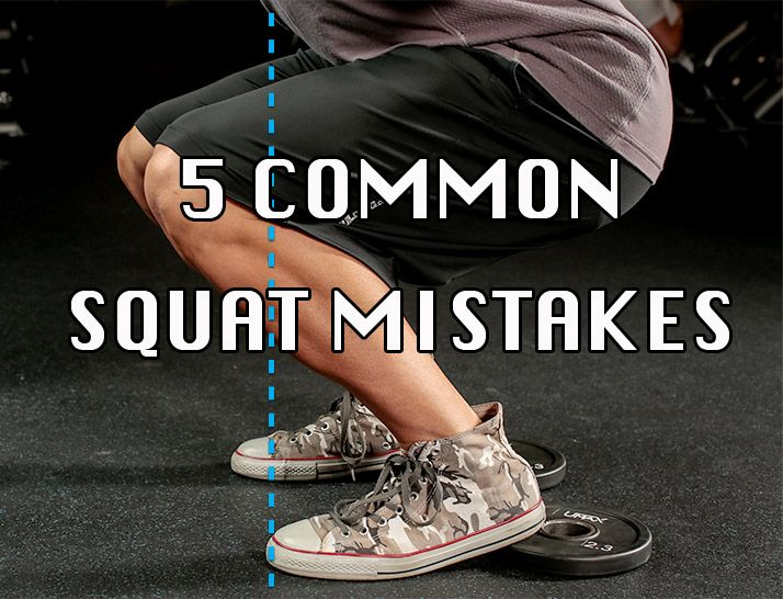 5 Common #Squat Mistakes Are you making them? Find out --> http://bodybuilding.7eer.net/c/58948/76783/2023?u=http://www.bodybuilding.com/fun/5-common-squat-mistakes.html