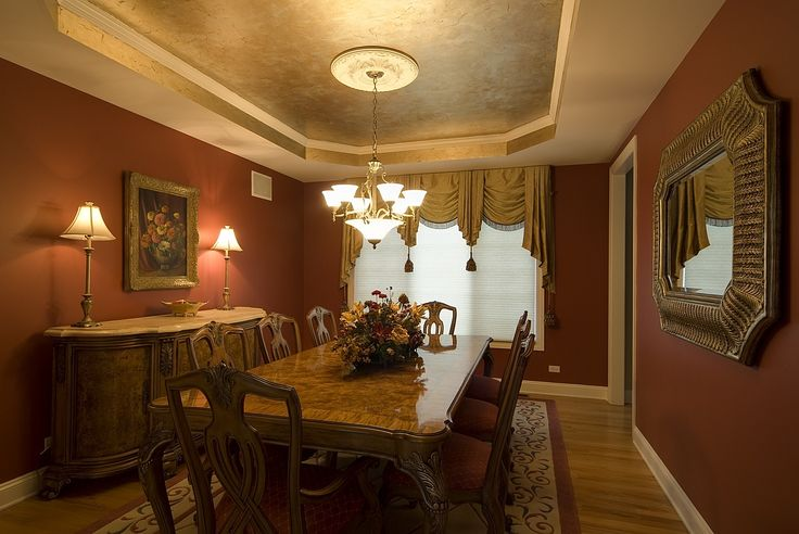 Best Dining Room Interior Design: 54 Best Images About Dining Room Colors On Pinterest