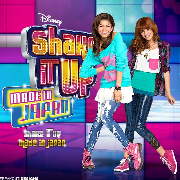 Shake It Up: Made In Japan by SIUSTUFF/freakout!designs., via Flickr