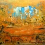 Rosiane PRIAM - La cité bleue