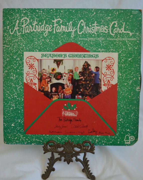 christmas card record