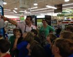 Science Trip, Book Fair and T-shirts | Westminster Schools of Augusta