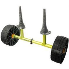 Sea to Summit Sit-on-Top Kayak Scupper Cart - Solid Wheels