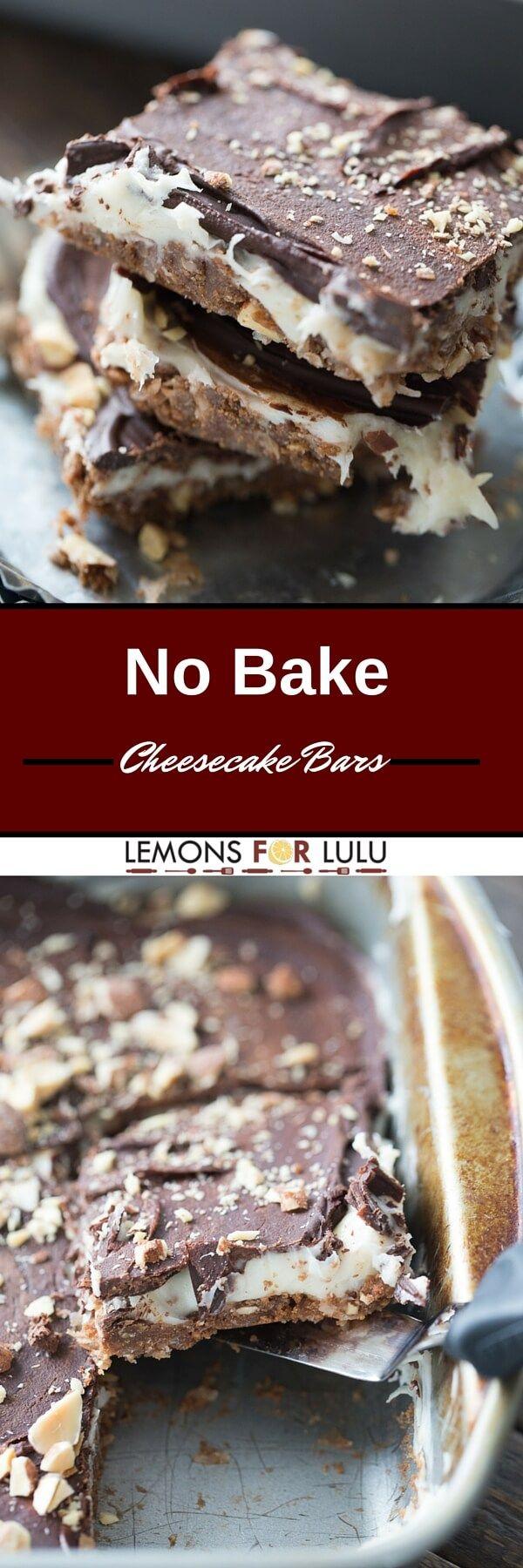 83 Best Desserts No Bake Images On Pinterest Dessert