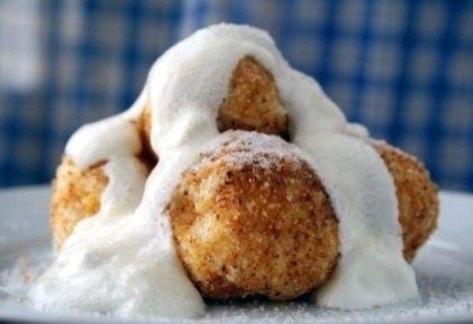 15+1 habkönnyű, gömbölyű édes gombóc | NOSALTY