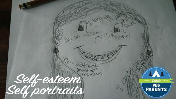 Self-Esteem Self Portait http://www.pbs.org/parents/adventures-in-learning/2015/08/self-esteem-self-portraits/?utm_source=facebook&utm_medium=pbsofficial&utm_campaign=parents_AIL_summer