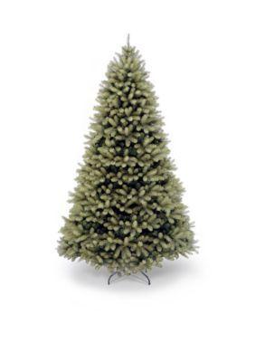 National Tree Company 6.5-Ft. Feel Real Downswept Douglas Fir Hinged Tree - Green - 78