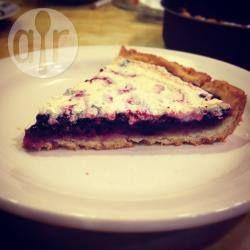 Фото рецепта: Черничный тарт