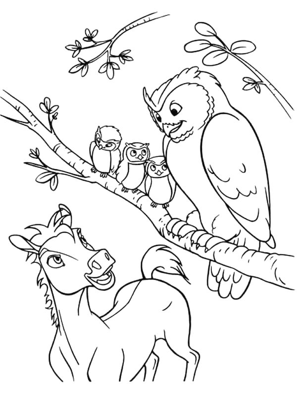 Spirit The Horse Coloring Pages Wait Do You Think Gabe Will Like It