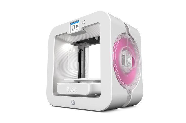 Soldes Imprimante 3D Mistergooddeal, achat 3d System CUBE3 BLANC pas cher prix Soldes Mistergooddeal 799.00 € TTC au lieu de 1 249 €