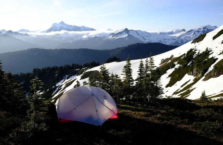 Backpacking Tent 2016