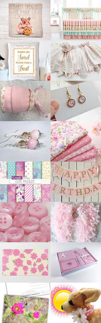 ~ How Sweet it is ~ by Indie Findings on Etsy--Pinned+with+TreasuryPin.com