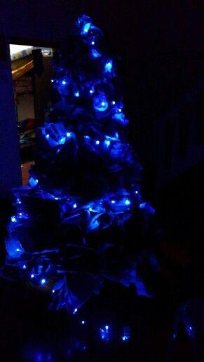 Newspaper christmast tree