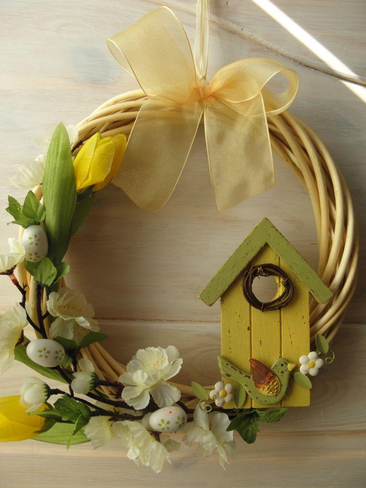 Easter wreath/ veľkonočný veniec