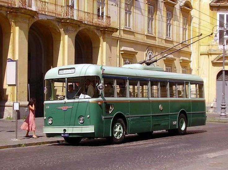 Alfa Romeo Mille 8021 ANM Napoli