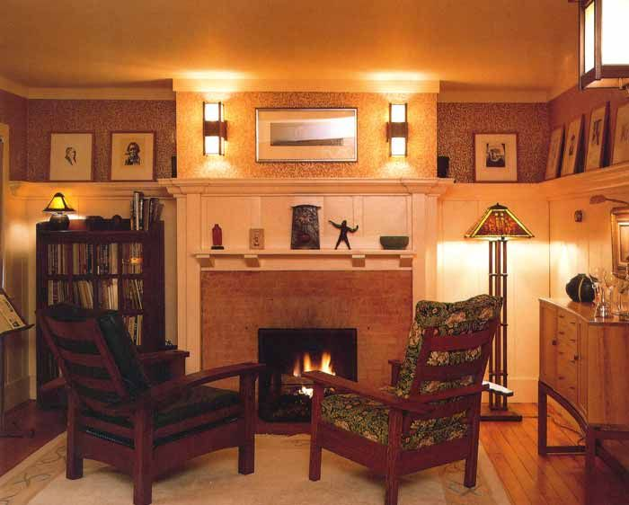 Arts and Crafts   Beaux Arts  A  Mission Styles  B  Craftsman Styles    A 12 best Home Decor  Mission Arts   Crafts Style  images on  . Arts And Crafts Style Living Room Furniture. Home Design Ideas