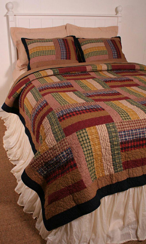 29 Best Rustic Bedding Images On Pinterest