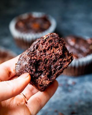 TODAY tune into Facebook at 3:00PM (central) to see me make my fluffy Healthy Double Chocolate Zucchini Muffins in partnership with @almondbreeze. #ad They're frickin' amazing so tune into my page Facebook.com/ambitiouskitchen and leave a comment so that I know you're there! (Also link in prof. for the recipe) . . . http://www.ambitiouskitchen.com/2014/07/healthy-double-chocolate-zucchini-muffins/