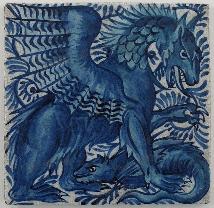 342 Best William De Morgan Images On Pinterest Tiles
