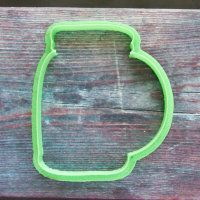 "Cookie cutter "" Beer Mug """