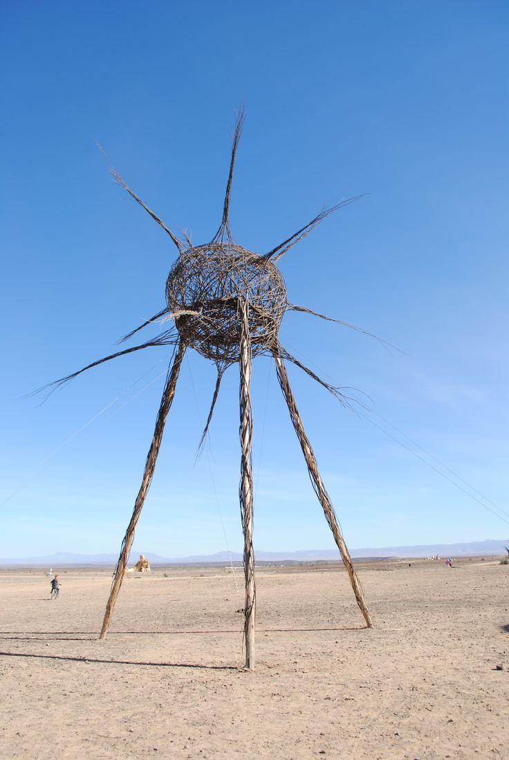 Amazing constructions at Afrikaburn