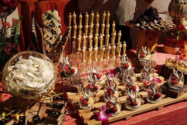 buffet - Oscars 2014
