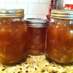 Grandma's Pear Preserves Allrecipes.com What to do with all this fruit!