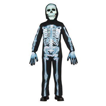 X-Ray Skeleton Costume - Kids